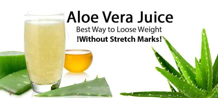 Aloe-Vera-Juice-for-Weight-Loss